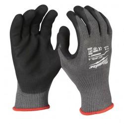 Rękawice odporne na przecięcia - poziom ochrony 5