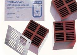 PROMASEAL®- kratki wentylacyjne