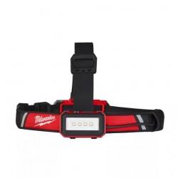 L4 HLRP Akumulatorowa latarka-czołówka USB