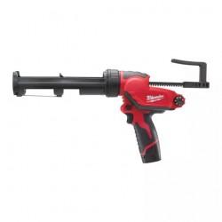 M12 PCG/310 Subkompaktowy pistolet do klejenia z tubą 310 ml