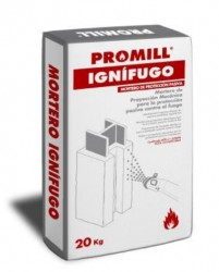 PROMILL IGNIFUGO zaprawa ogniochronna